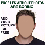 Image recommending members add Babyboomer Passions profile photos